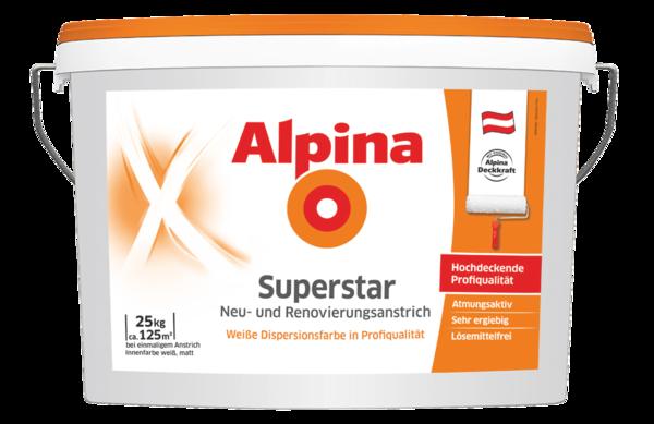 Alpina Superstar - Alpina Farben