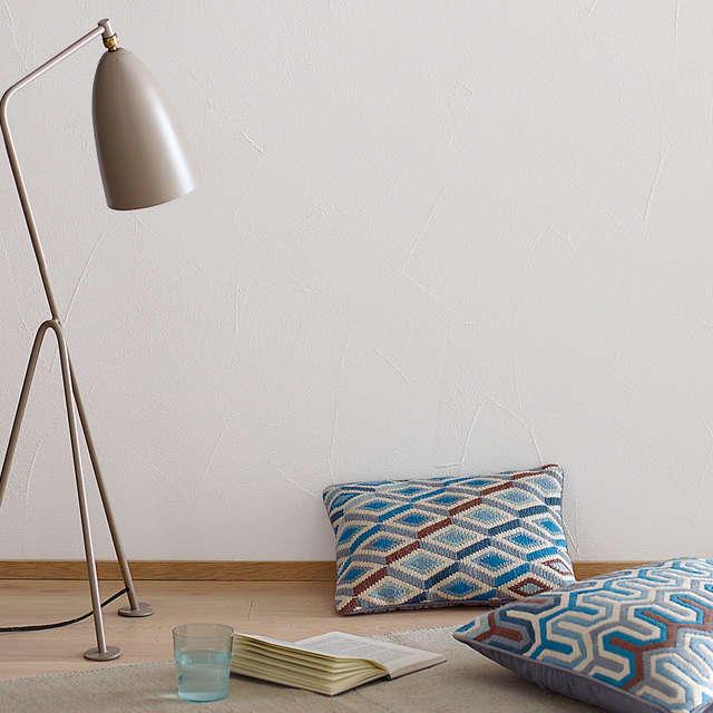 Effektputz fürs kreative Gestalten von Wandflächen - Alpina Farben