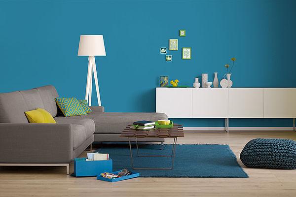 Alpina Farbrezepte Innenfarbe Weiter Horizont - Alpina Farben