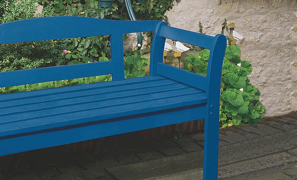 Alpina Buntlack für Außen Enzianblau - Alpina Farben