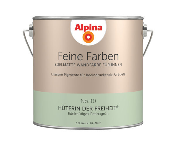 Alpina Feine Farben No. 10 Hüterin der Freiheit - Alpina Farben