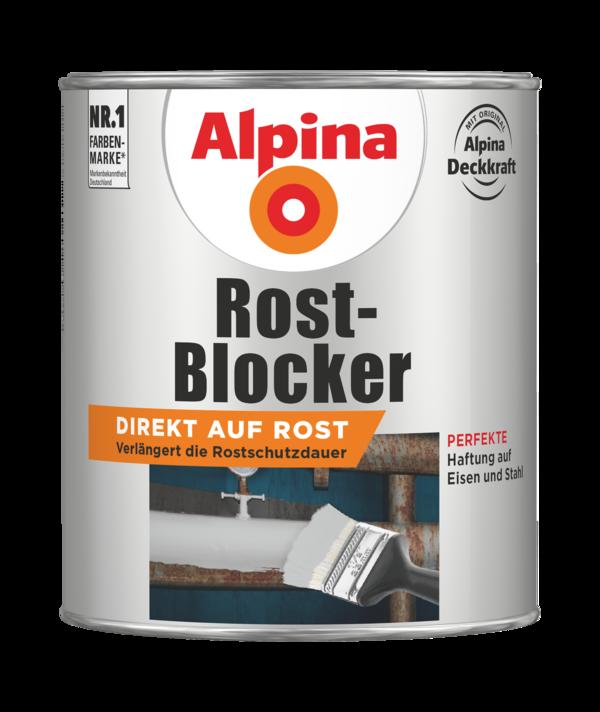 Alpina Rost-Blocker - Alpina Farben