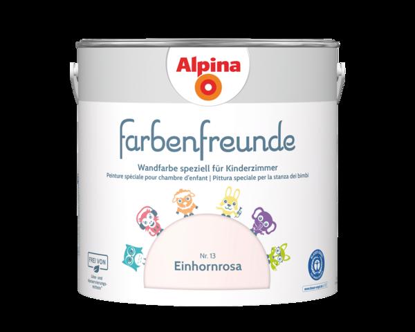 Alpina Farbenfreunde Nr. 13 Einhornrosa - Alpina Farben