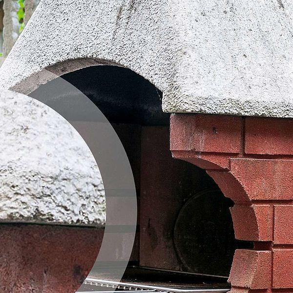 Kamin streichen