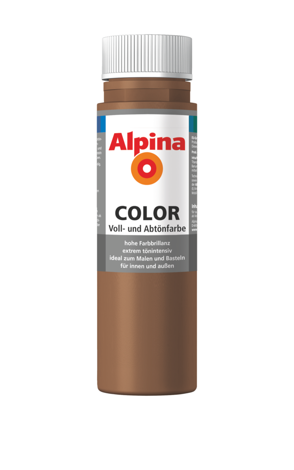 Alpina Color Candy Brown - Alpina Farben