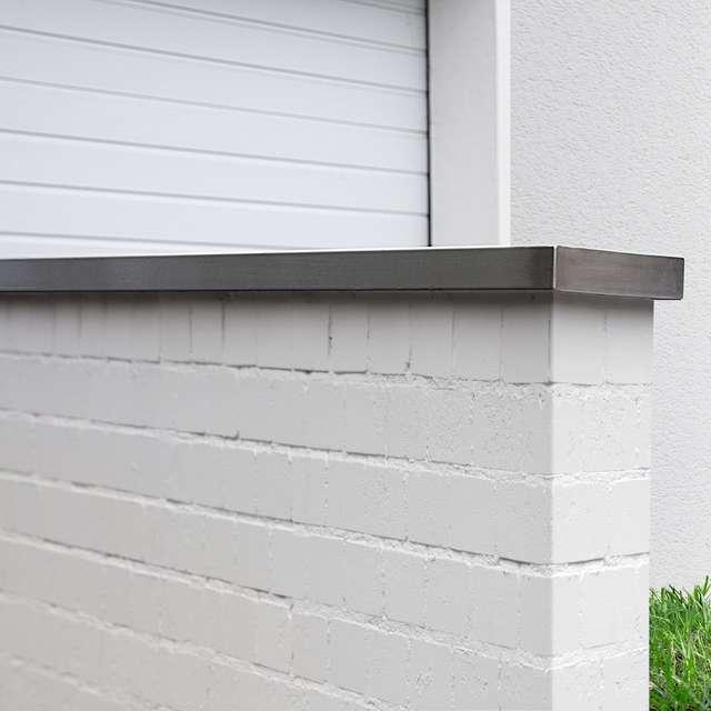 Beton/Mauer streichen - Alpina Farben