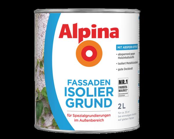 Alpina Fassaden IsolierGrund - Alpina Farben