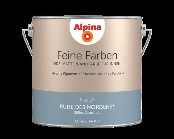 Alpina Feine Farben No. 14 Ruhe des Nordens - Alpina Farben