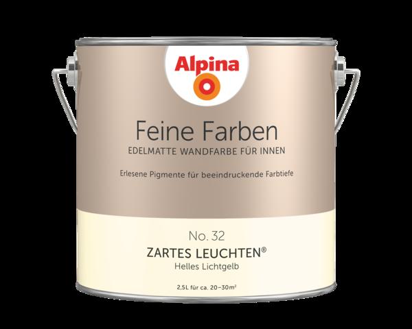 Alpina Feine Farben No. 32 Zartes Leuchten - Alpina Farben