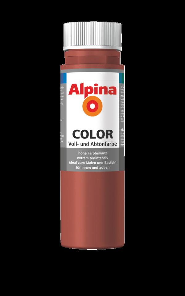 Alpina Color Spicy Red - Alpina Farben