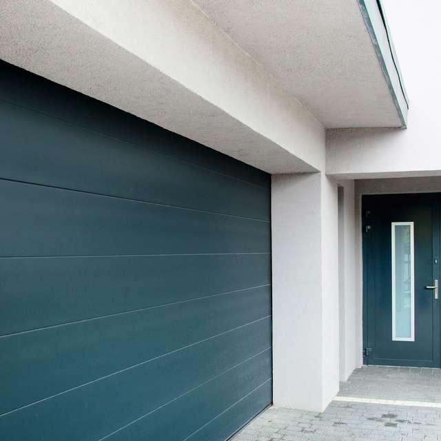 Fassade streichen - Alpina Farben