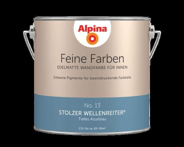 Alpina Feine Farben No. 13 Stolzer Wellenreiter - Alpina Farben