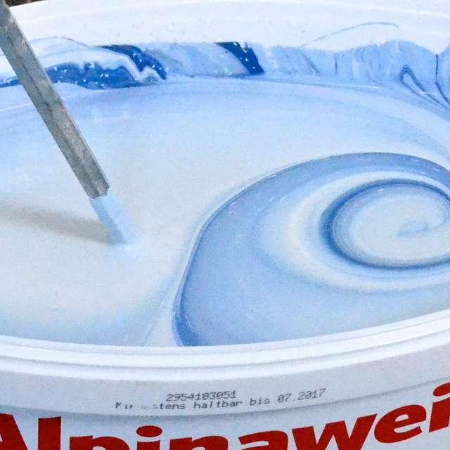 Farben mischen - Alpina Farben