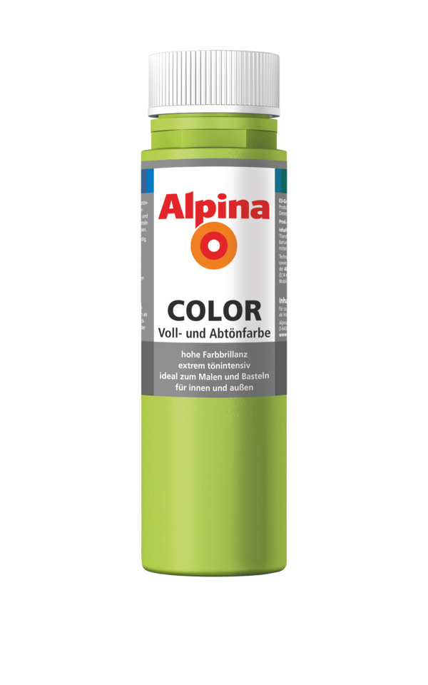 Alpina Color Power Green - Alpina Farben