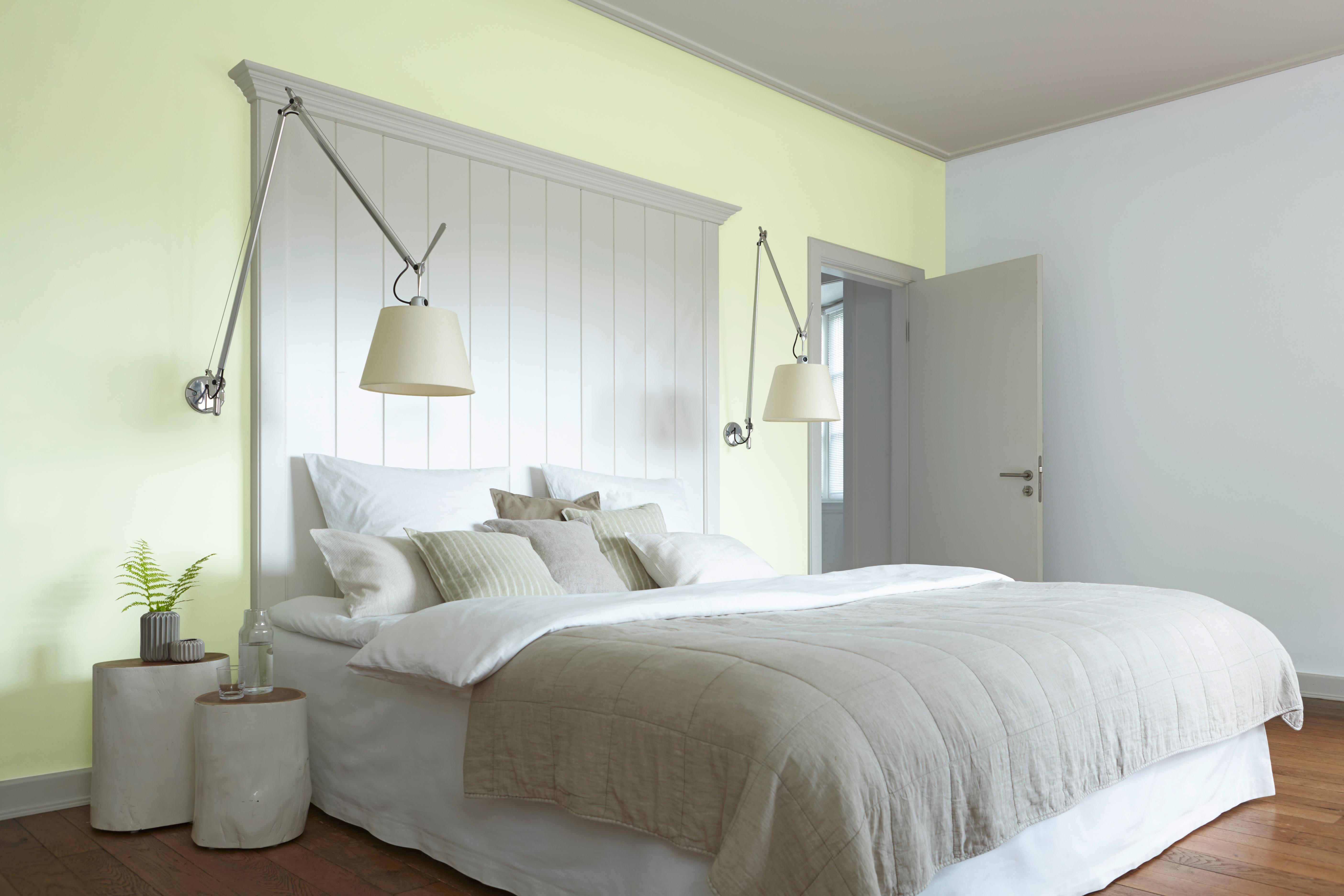 Ideen für die Gestaltung vom Schlafzimmer: Alpina Farbe & Einrichten