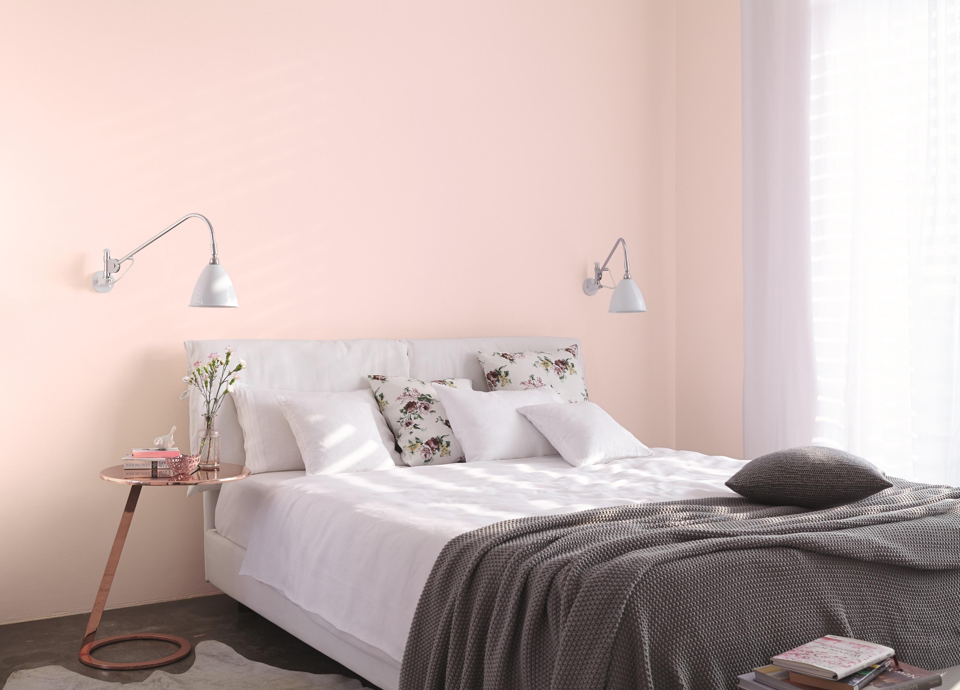 welche farbe fürs schlafzimmer