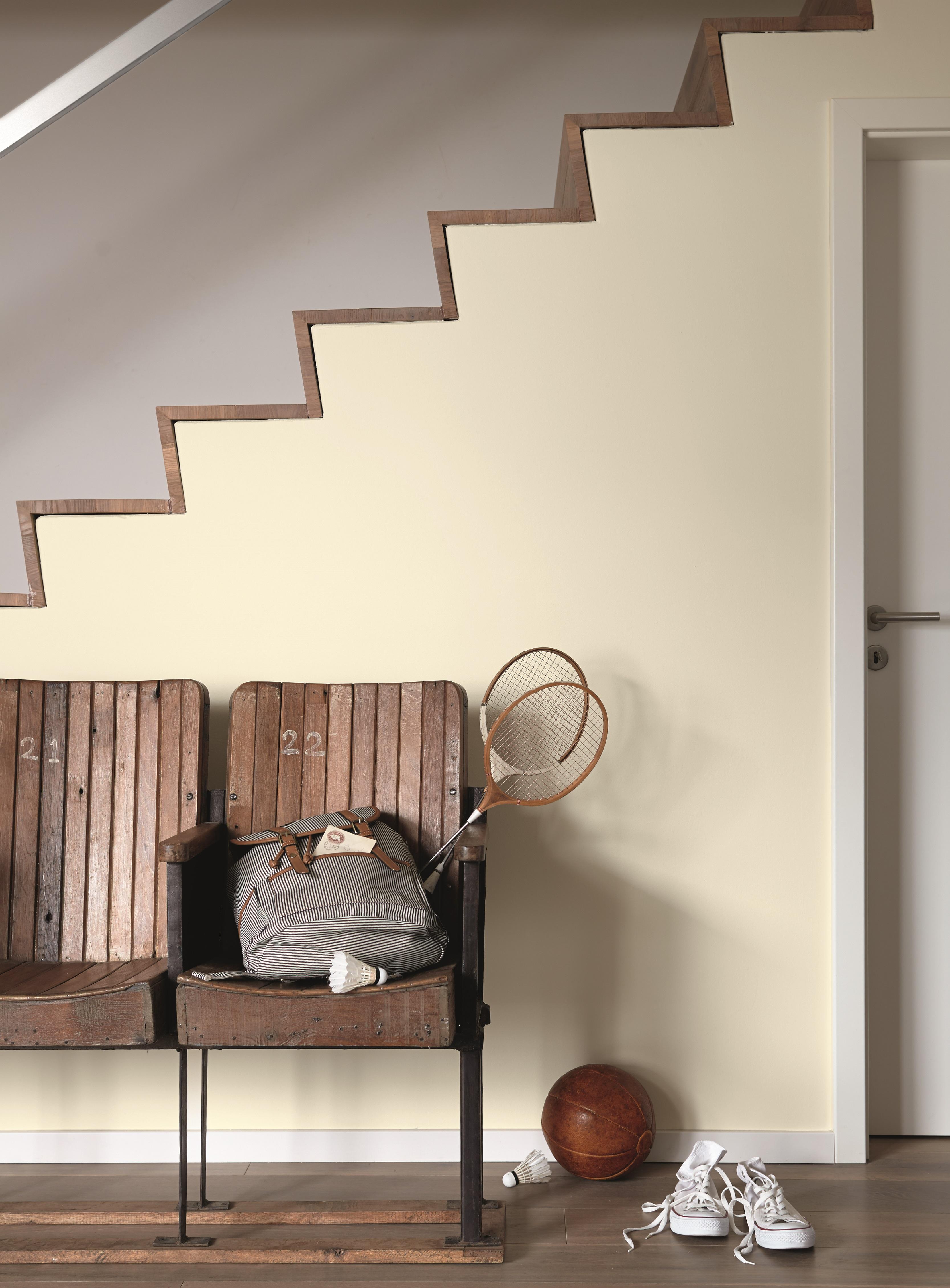 Dunkle Räume mit Wandfarbe aufhellen: Alpina Farbe & Wirkung
