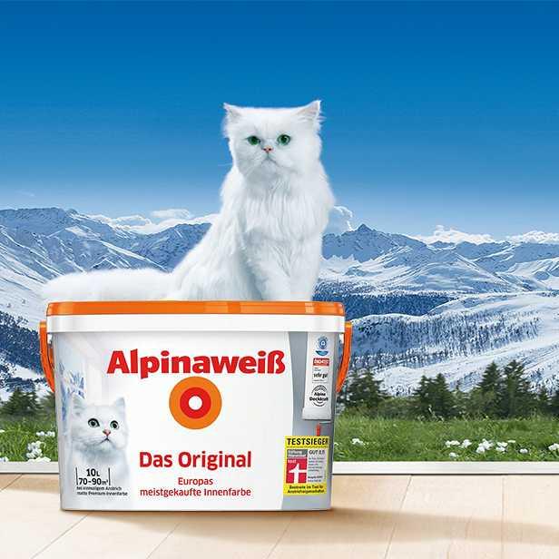 chronik und geschichte der marke alpina farben
